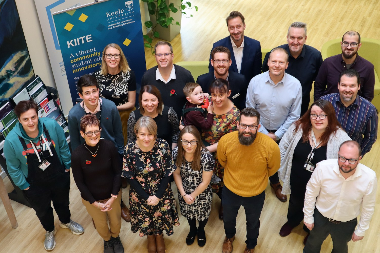 Kiite Team photo